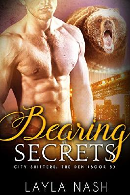 Bearing Secrets (City Shifters: the Den Book 5)