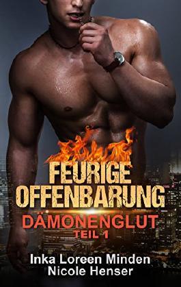 Feurige Offenbarung - Dämonenglut 1: Gay Fantasy Romance