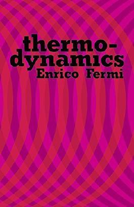 Thermodynamics (Dover Books on Physics) by Enrico Fermi (1956-06-01)