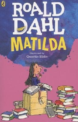 Matilda (Dahl Fiction) by Roald Dahl (2016-02-11)