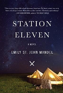 Station Eleven by Emily St. John Mandel (2014-11-19)