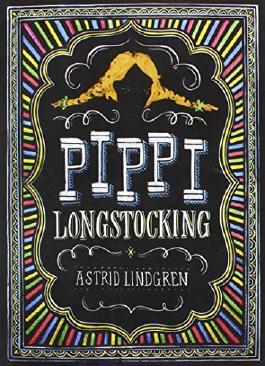 Pippi Longstocking (Puffin Chalk) by Astrid Lindgren (2013-07-11)