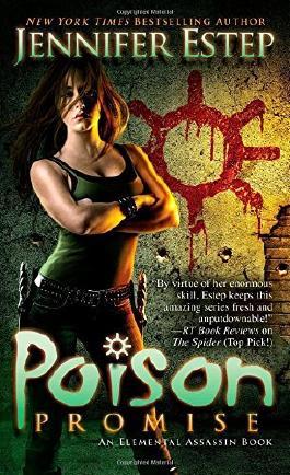 Poison Promise (Elemental Assassin) by Jennifer Estep (2014-07-22)