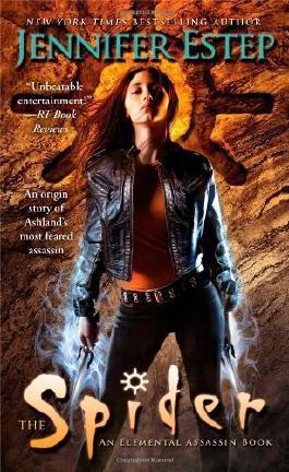 The Spider (Elemental Assassin) by Jennifer Estep (2013-12-24)