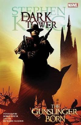 Dark Tower: The Gunslinger Born TPB (Graphic Novel Pb) by Peter David (2010-05-19)