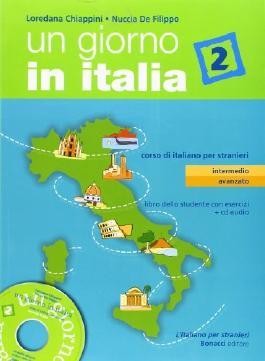 Un Giorno in Italia 2 Libro Studente by Loredana Chiappini (2001-01-01)