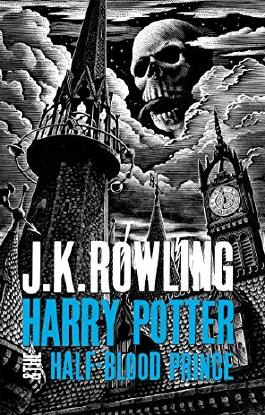 Harry Potter and the Half-Blood Prince (Harry Potter 6 Adult Edition) by J.K. Rowling (2015-08-13)