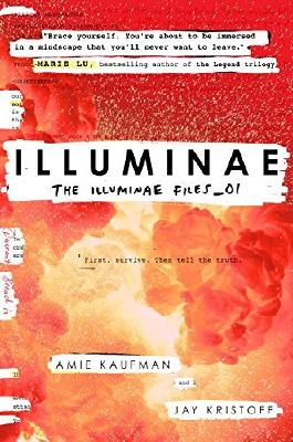 Illuminae (Illuminae Files) by Amie Kaufman (2015-10-20)