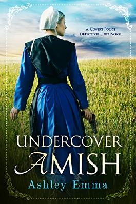 Undercover Amish (Covert Police Detectives Unit Series)
