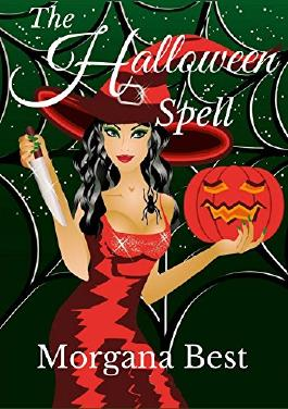 The Halloween Spell (The Kitchen Witch Book 6): Witch Cozy Supernatural Mystery series