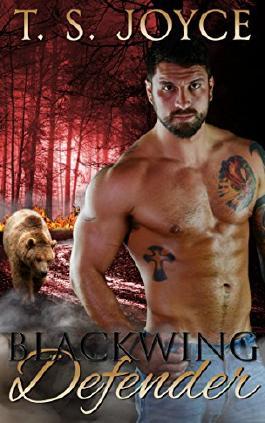 Blackwing Defender (Kane's Mountains Book 1)