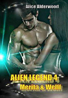 Alien Legend 4: Merita & Welff