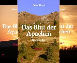 Das Blut der Apachen (Reihe in 10 Bänden)