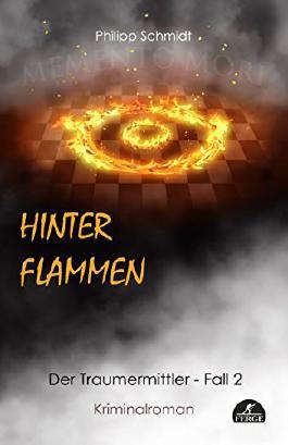 Hinter Flammen