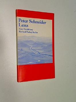 Lenz ; Eine Erzählung, rotbuch Taschenbuch 104 ; 9783880220041