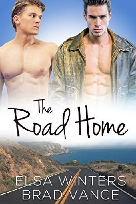 The Road Home: A New Adult Gay Romance