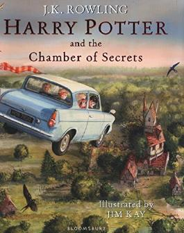 Harry Potter and the Chamber of Secrets: Illustrated Edition (Harry Potter Illustrated Editi) by J.K. Rowling (2016-10-04)