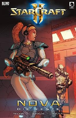 Starcraft: Nova—The Keep (German)