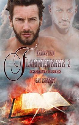Flammenerbe 2: Das Geheimnis des Buches