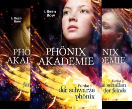 Phönixakademie (Reihe in 9 Bänden)