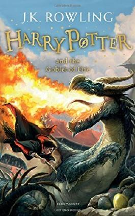 Harry Potter and the Goblet of Fire: 4/7 (Harry Potter 4) by J.K. Rowling (2014-09-01)