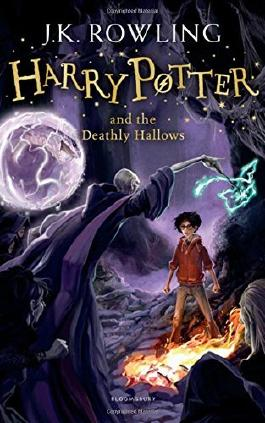 Harry Potter and the Deathly Hallows: 7/7 (Harry Potter 7) by J.K. Rowling (2014-09-01)