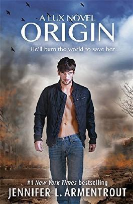 Origin (Lux - Book Four) by Jennifer L. Armentrout (2015-05-07)