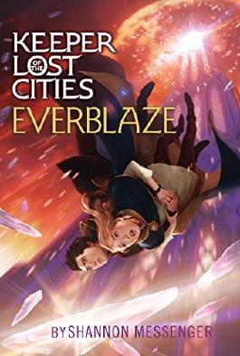 Everblaze (Keeper of the Lost Cities) by Shannon Messenger (2015-08-04)