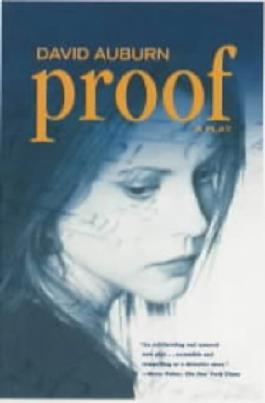 Proof by David Auburn (2001-07-09)