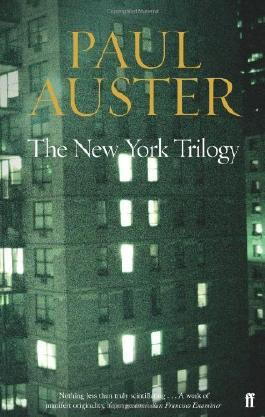The New York Trilogy: City of Glass, Ghosts and Locked Room by Paul Auster (2004-02-05)