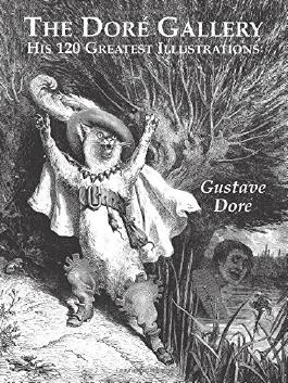 The Dore Gallery: His 120 Greatest Illustrations (Dover Pictorial Archives) by Gustave Dor???????????????????????????????? (1997-12-24)