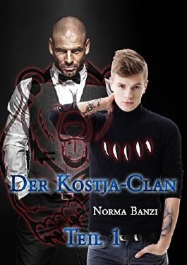 Der Kostja-Clan - Teil 1: Gay Billionaire - Ménage - Suspense (Popstar-Reihe 7)