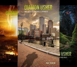Diamon Usher (Reihe in 3 Bänden)