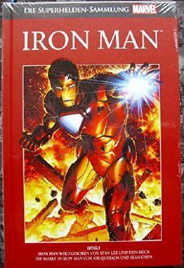 Die Marvel Superhelden Sammlung Ausgabe 6: Iron Man wird geboren