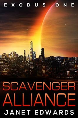 Scavenger Alliance (Exodus Book 1)