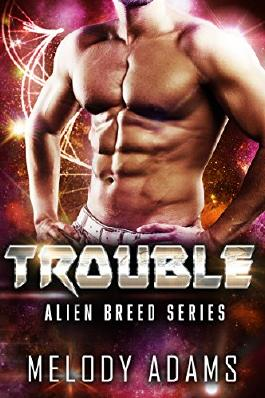 Trouble (Alien Breed Series 10)