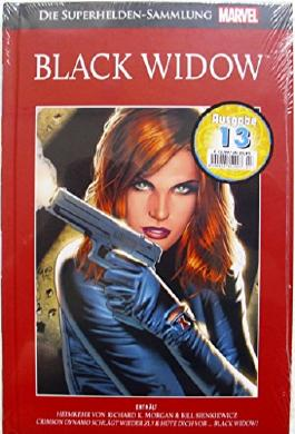 Die Marvel Superhelden Sammlung Ausgabe 13: Black Widow - Heimkehr