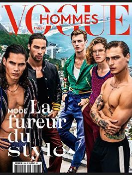 Vogue Homme International Spring Summer 2017 Issue