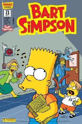 BART SIMPSON COMICS # 73