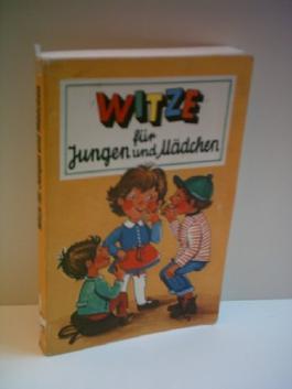 BEATE BRETTSCHNEIDER: Witze für Jungen und Mädchen
