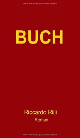 BUCH: Ein metafiktionaler Thriller