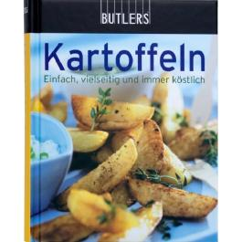 BUTLERS KOCHBUCH Mini Kartoffeln