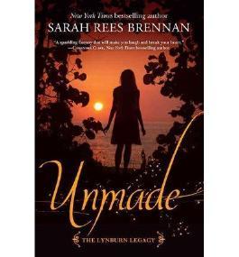 BY Brennan, Sarah Rees ( Author ) [ UNMADE (LYNBURN LEGACY #03) ] Sep-2014 [ Hardcover ]