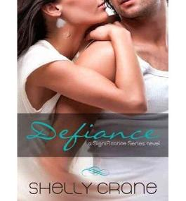 BY Crane, Shelly ( Author ) [ DEFIANCE (INCLUDES REVERENCE NOVELLA) (LIBRARY - CD) (SIGNIFICANCE #3) ] Feb-2014 [ Compact Disc ]