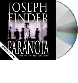 BY Finder, Joseph ( Author ) [ PARANOIA - ] Jul-2013 [ Compact Disc ]
