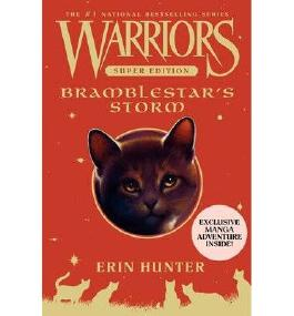 BY Hunter, Erin L ( Author ) [ WARRIORS SUPER EDITION: BRAMBLESTAR'S STORM (WARRIORS SUPER) ] Aug-2014 [ Hardcover ]