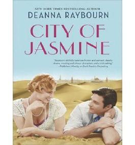 BY Raybourn, Deanna ( Author ) [ CITY OF JASMINE (MP3 - CD) ] Jul-2014 [ MP3 CD ]