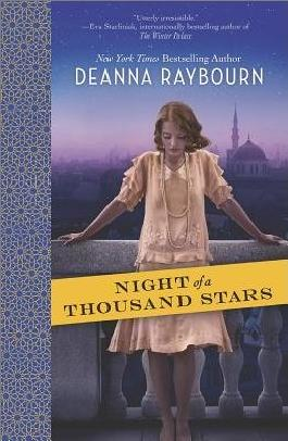 BY Raybourn, Deanna ( Author ) [ NIGHT OF A THOUSAND STARS ] Sep-2014 [ Paperback ]