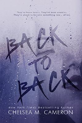 Back To Back (Behind Your Back, Book Two)