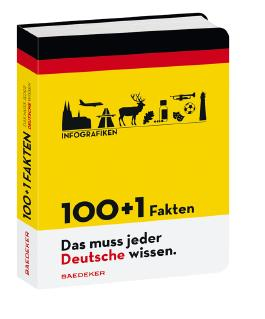 """Baedeker 100+1 Fakten """"Das muss jeder Deutsche wissen"""""""